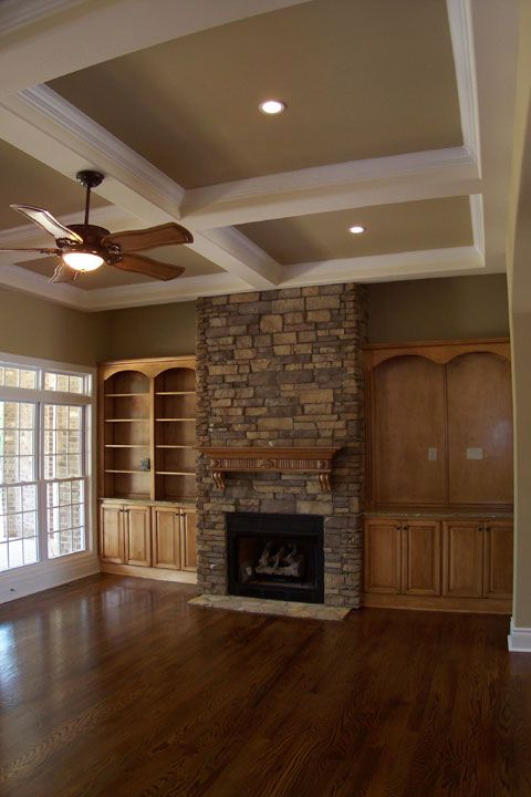 1000 Images About Wood And Coffered Ceilings On Pinterest