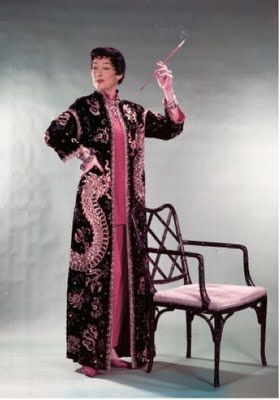Rosalind Russell as Auntie Mame 1957