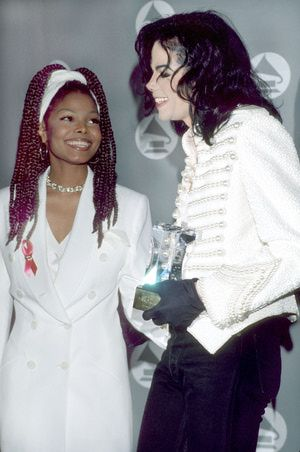 Michael Jackson's Greatest Achievements: Grammy Living Legend Award February 24, 1993