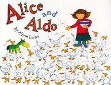 Alice and Aldo, by Alison Lester