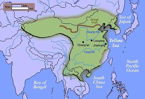 Han China vs. Imperial Rome