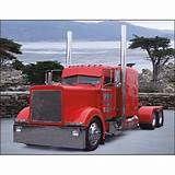 Pin Custom Big Rig Truck Show Sandvik