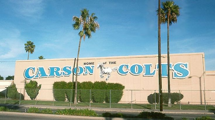 Image result for carson high school colts carson