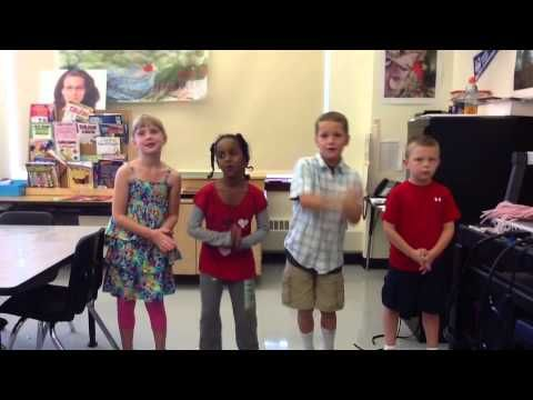 5.  Let Students Become the Experts--- MiniMatisse: Line Ninja Video...LOVE THIS!  my made up motions have nothing on line ninjas!