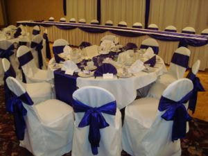 Pictures Of Chair Covers And Sashes