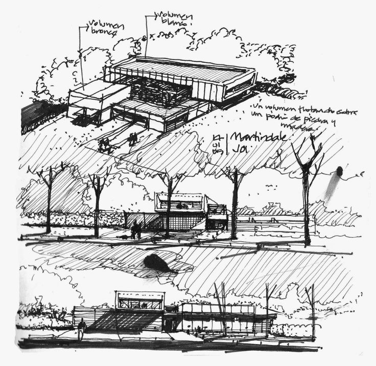 Modern Architecture Drawing 224 best croquis images on pinterest | sketch, architecture and