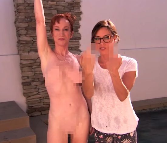 She very nude shower photos ireland hot