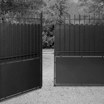 portail battant hauteclaire couleur a peindre leroy merlin pinterest gates. Black Bedroom Furniture Sets. Home Design Ideas