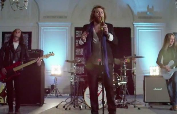 """We Are Harlot (Danny Worsnop of Asking Alexandria) have release the music video for """"Dancing On Nails"""" below."""