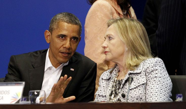 The decision was inevitable. Obama had repeatedly communicated with Secretary Clinton over her private, non-secure email account ...