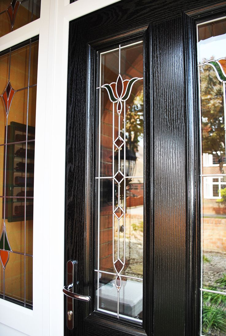 Fenesta upvc doors windows glass flooring - A Stunning Renovation Of Upvc Rehau Frames And Windows Altmore Composite Door And Bespoke