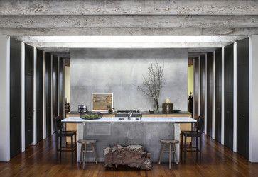Lum - industrial - Kitchen - San Francisco - John Lum Architecture, Inc. AIA