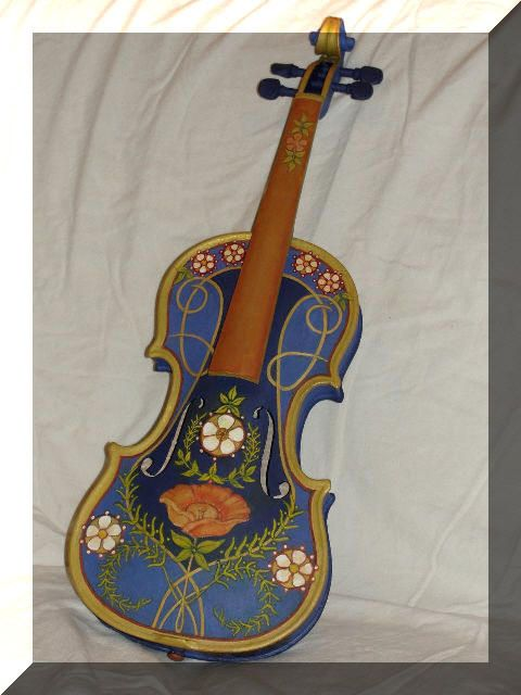 15 best images about violin decorating ideas on pinterest for Violin decorating ideas