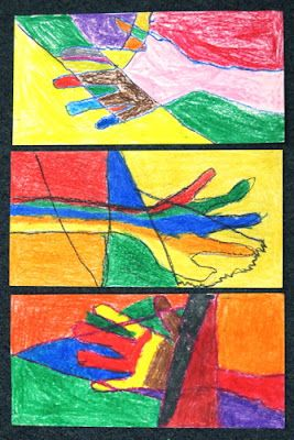 1000 images about chagall dreams on pinterest stained for Arts and crafts for school age
