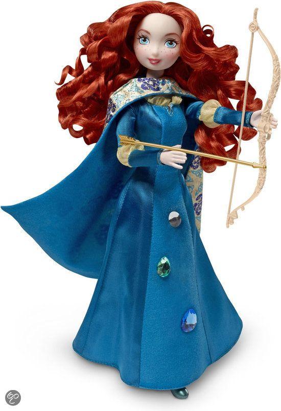 Disney Princess Brave Prinses Merida