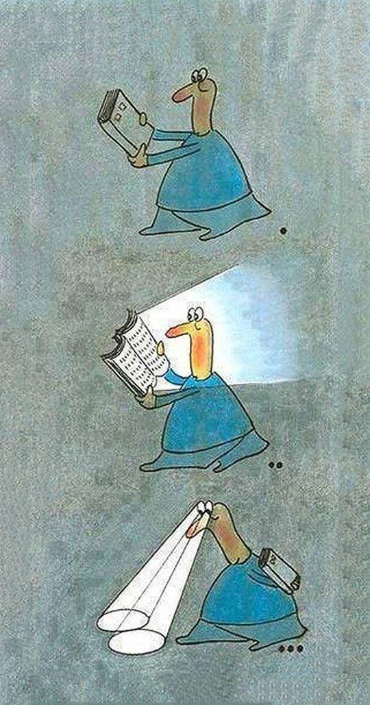 A Cartoon Worth A Thousand Words