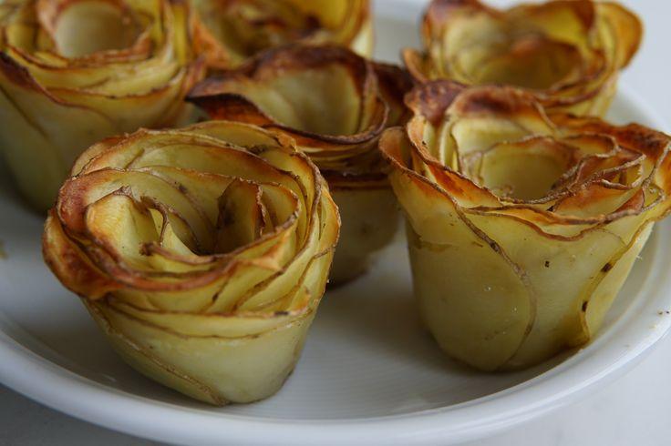 Yes, het is gelukt! Valentine heeft aardappels gegeten! Wel geen gewone patatjes maar aardappelroosjes. Klinkt toch mooier niet? Om de één of andere reden lust ons Valentinetje wel frietjes maar geen patatjes? Geen gebakken aardappeltjes, geen puree, geen gepofte of gestoomde aardappels….neen, enkel frietjes en chips lust ze. Bij de rest begint ze zelfs als...Read More »