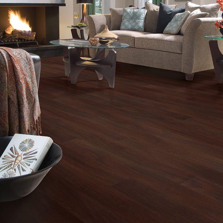 Kraus Cameo Napoli Birch laminate #GRFlooring #laminate #flooring #dark