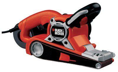 BLACK + DECKER CYDS321 7-Amp Belt Power Sander