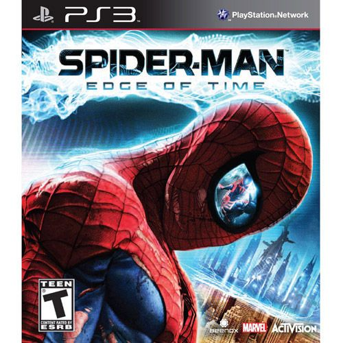 SPIDERMAN EDGE of TIME PS3 *NEW* #AcTivision