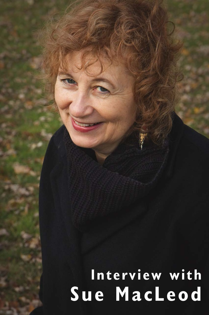 Interview with Sue MacLeod: poet, editor, and author of the YA time slip novel _Namesake_
