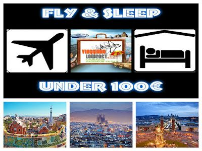 Fly&SleepUnder100€: Weekend a Barcellona (Spagna) - 3 giorni - Volo + Hotel 4* a soli 111€ tutto incluso! http://www.viaggiarelowcost.org/2016/12/fly-weekend-barcellona-spagna-3-giorni_20.html