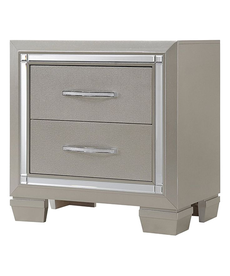 Look at this Glamour Nightstand on #zulily today!