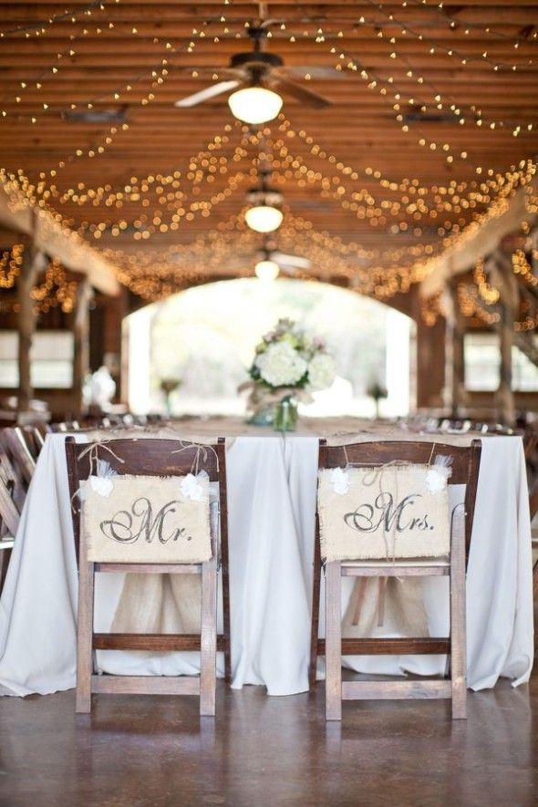 The Best Mr. U0026 Mrs. Wedding Decorations