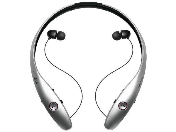 LG Electronics Tone Infinim (HSB-900) Bluetooth stereo headset launched in India for Rs. 10,990