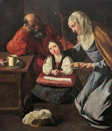 La Familia de la Virgen