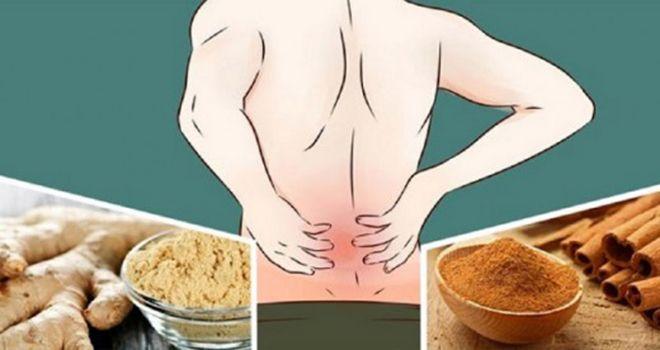 Используй эти 2 домашние специи, чтобы остановить боль в мышцах и боль в суставах
