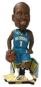 New Orleans Hornets Baron Davis Forever Collectibles Bobble Head