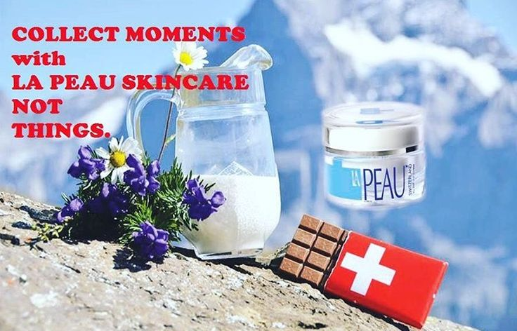 "LA PEAU Skincare... called ""The new Swiss Miracle Cream ""! #antiaging #beauty #cosmetic #moisturizer #hydrating #Swiss ##skincare #paraben_free #noparaben #antioxidant #noWrinkles #nonanimal #noHormones #noFragrance #botox #facial #Skin #face #LaPeauSkincare www.LaPeauSkincare.com 🇨🇭🔝❤️✔️🇨🇭"