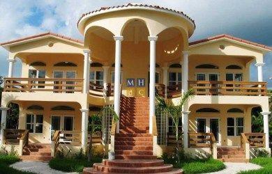 Model Rumah Mewah Gaya Mediterania