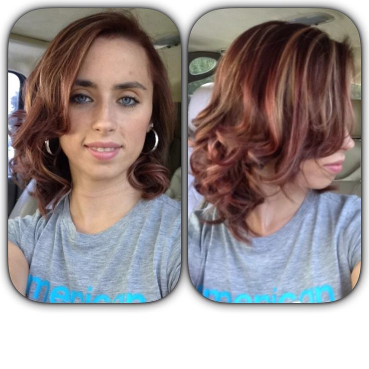 I Love My Hair Pinterest Inspired It S A Tint Of