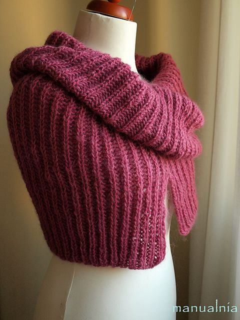 Ravelry: Manualnia's First frozen raspberry