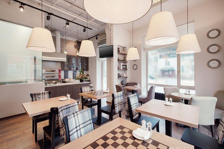 Well`s Cafe - Лучший интерьер ресторана, кафе или бара | PINWIN - конкурсы для…