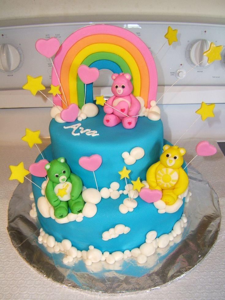 48 best CareBear party ideas images – Care Bears Birthday Card