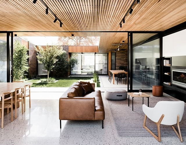 TEMPLESTOWE HOUSE - Cafe Culture + Insitu
