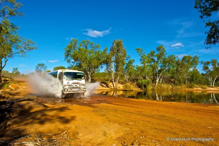 #63 Trusty truck touring the Gibb River Road, Western Australia.