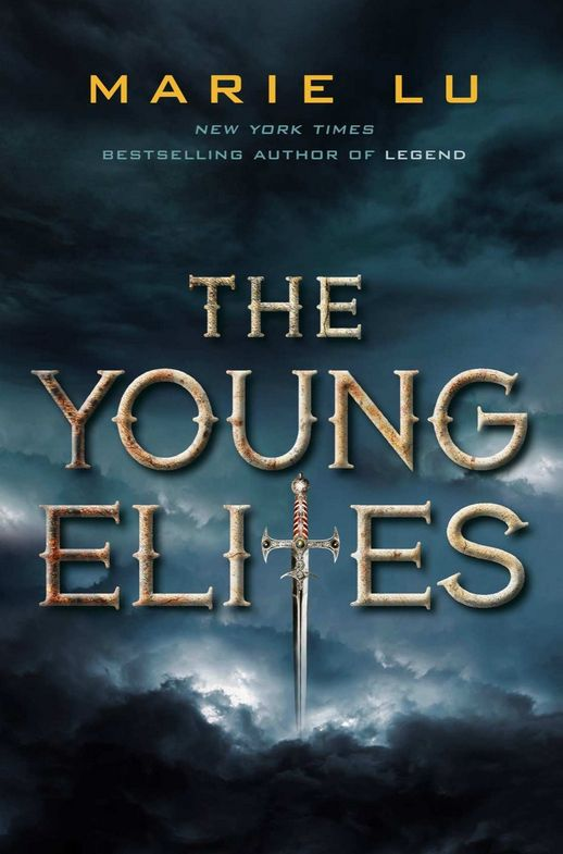 The Young Elites, Marie Lu   The 17 Best YA Books Of 2014 If you liked the Legend series by Marie Lu, you're bound to enjoy her newest series. In the Young Elites, a plague ravages a town, and the survivors are ostracized due to the unique markings they've acquired (facial discoloring, oddly tinged hair, missing eye, etc). But in addition to their scars, some have obtained mysterious and powerful gifts. It's wildly entertaining and the world-building is superb!