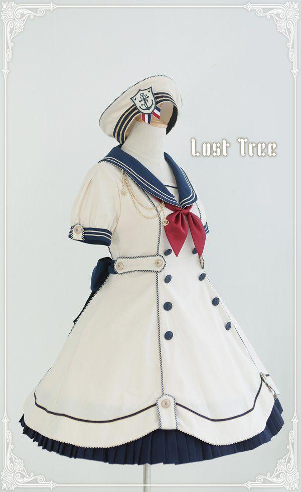 なかさら On Dress Up 服 カワイイ服 ロリータファッション