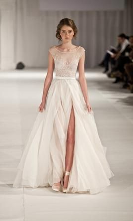 Other Paolo Sebastian Swan Lake dress 2: buy this dress for a fraction of the salon price on PreOwnedWeddingDresses.com