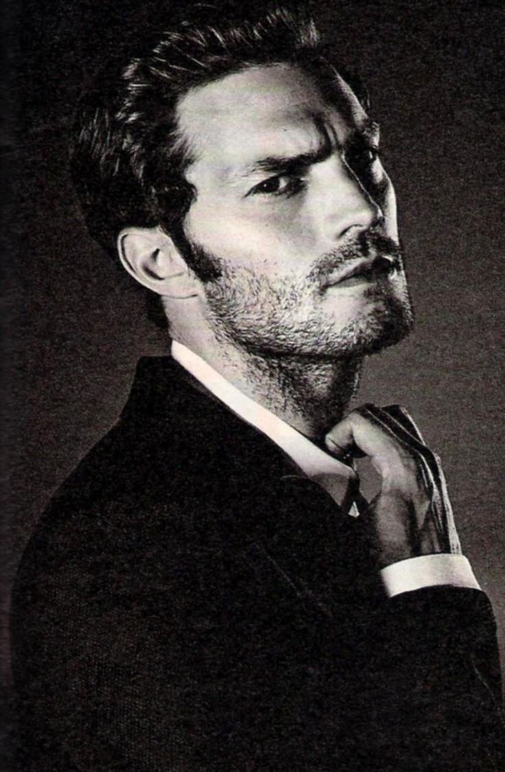 Jamie Dornan. You will NEVER be as cool as this guy. Sorry. Just stop trying right now.