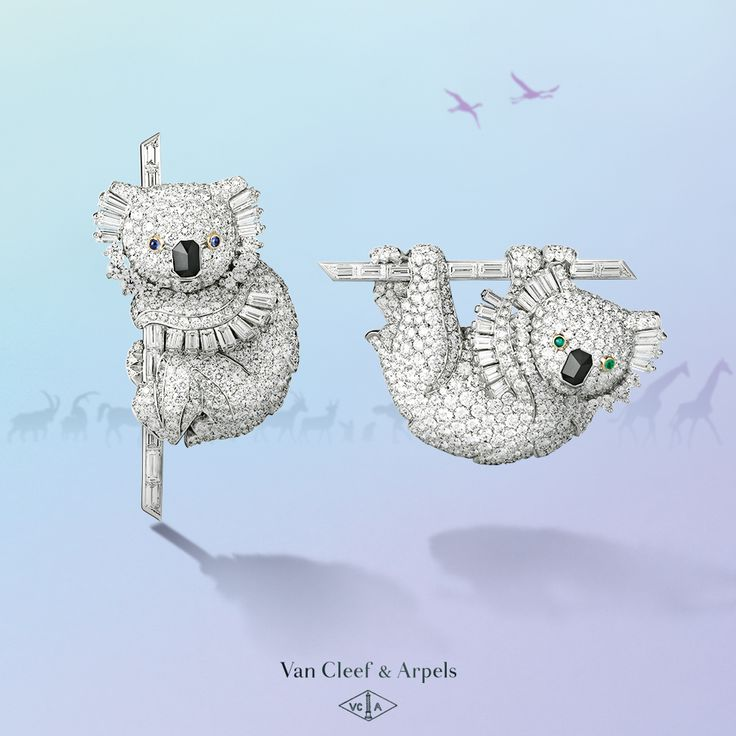 Hold on tight! Noah's Ark is about to set sail in Van Cleef & Arpels' new High Jewelry collection. Discover this sparkling tribute to the wonders of the natural world #VCAarchedenoé