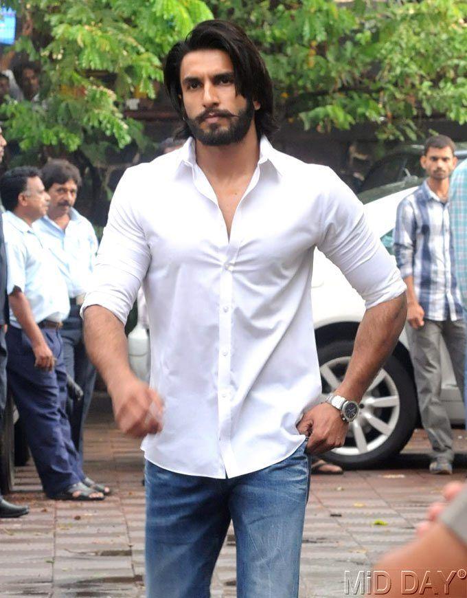 Ranveer Singh #Bollywood