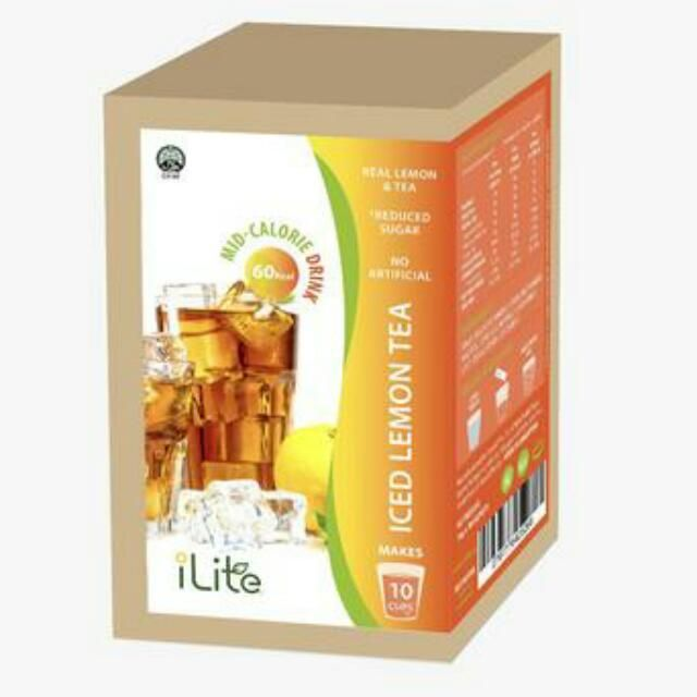 Buy Ilite Iced Lemon Tea in Singapore,Singapore. Enriched with real lemon and tea extracts, we've put a healthy spin toward the classic iced lemon tea. The naturally sweetened Iced Lemon Tea contains less suga Chat to Buy
