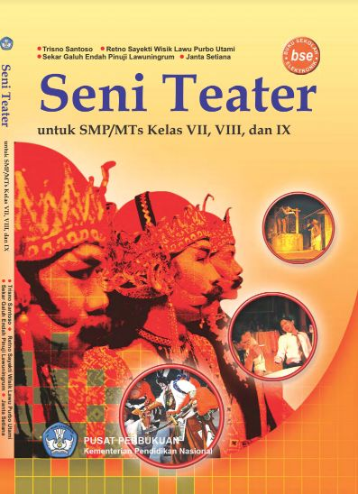 Download Buku Siswa KTSP SMP dan MTs Kelas 7 Seni Teater