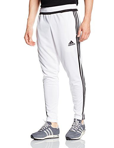 survetement pantalon adidas blanc homme