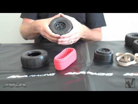 Glue Short Course RC Tires with Mark Pavidis - VRC Magazine - YouTube